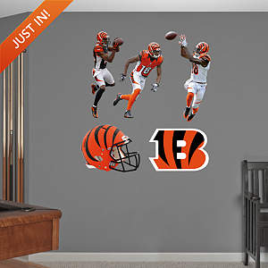AJ Green Hero Pack Fathead Wall Decal