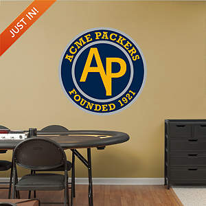 Acme Packers Logo Fathead Wall Decal