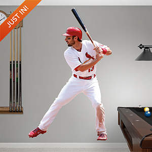Matt Carpenter Fathead Wall Decal