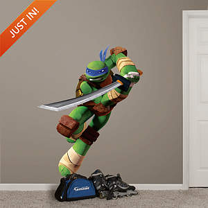 Leonardo Fathead Wall Decal