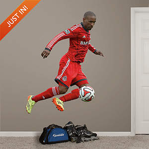 Jermain Defoe Fathead Wall Decal