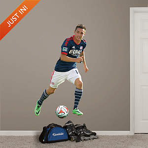 Diego Fagundez Fathead Wall Decal