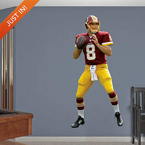 Kirk Cousins Fathead Wall Decal