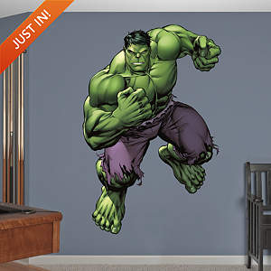 Hulk - Avengers Assemble Fathead Wall Decal