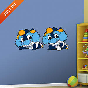 Tampa Bay Rays Baby Mascot Fathead Wall Decal