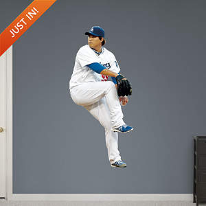 Hyun-jin Ryu Fathead Wall Decal