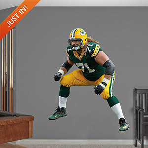 Josh Sitton Fathead Wall Decal