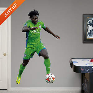 Obafemi Martins Fathead Wall Decal