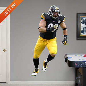 Brett Keisel Fathead Wall Decal