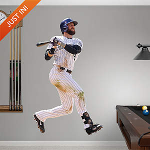 Charlie Blackmon Fathead Wall Decal