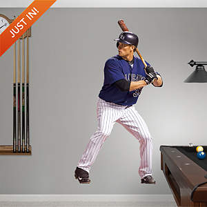 Justin Morneau Fathead Wall Decal
