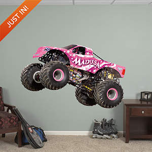 Madusa Fathead Wall Decal