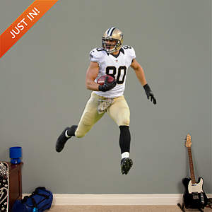 Jimmy Graham - No. 80 Fathead Wall Decal