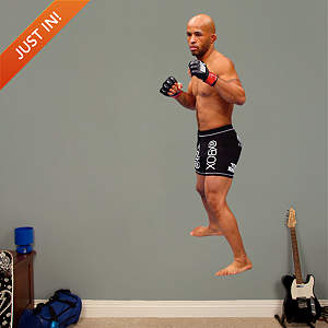 Demetrious Johnson Fathead Wall Decal