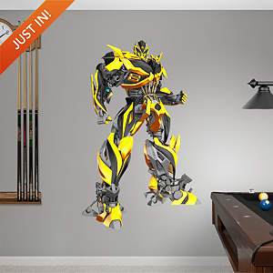 Bumblebee - Age of Extinction Fathead Wall Decal