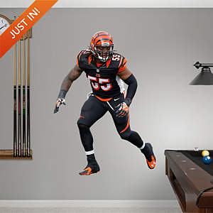 Vontaze Burfict Fathead Wall Decal