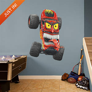 El Diablo Fathead Wall Decal