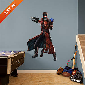 Star-Lord Vinyl Wall Decal