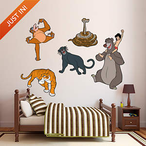 The Jungle Book Collection Fathead Wall Decal