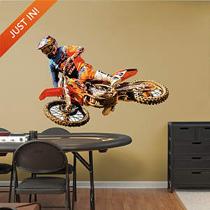Ryan Dungey Fathead Wall Decal