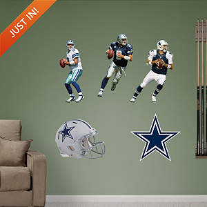 Tony Romo Hero Pack Fathead Wall Decal