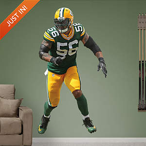 Julius Peppers Fathead Wall Decal