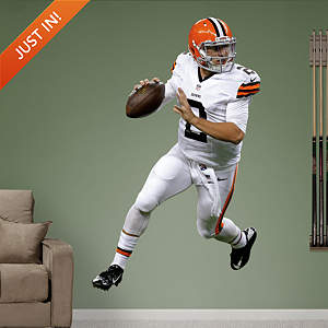 Johnny Manziel Fathead Wall Decal