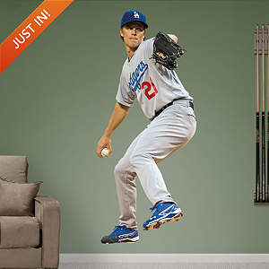 Zack Greinke Fathead Wall Decal
