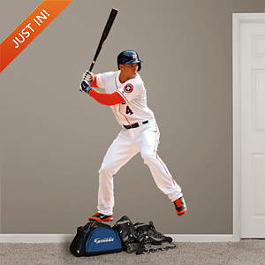George Springer Fathead Wall Decal