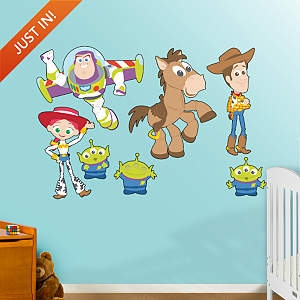 Toy Story Kids Collection Fathead Wall Decal