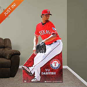 Yu Darvish Stand Out