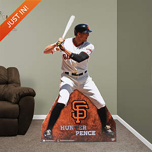 Hunter Pence Stand Out