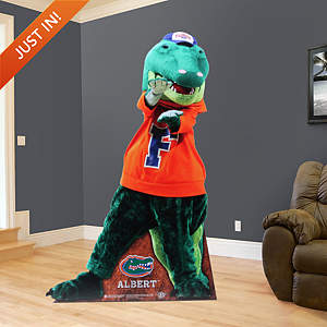 Albert Gator Stand Out