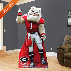 Hairy Dawg Stand Out