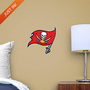 Tampa Bay Buccaneers Teammate Logo Fathead Decal