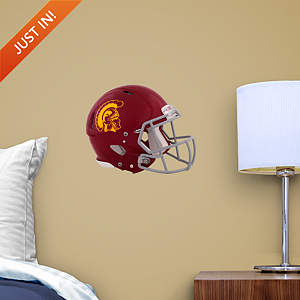 USC Trojans Teammate Helmet Fathead Decal
