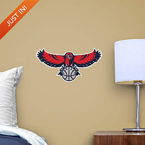Atlanta Hawks Teammate Logo Fathead Decal