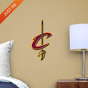 Cleveland Cavaliers Sword Teammate Logo Fathead Decal
