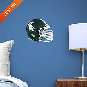 Michigan State Spartans Teammate Helmet Fathead Decal