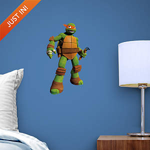 Michelangelo Teammate Fathead Decal