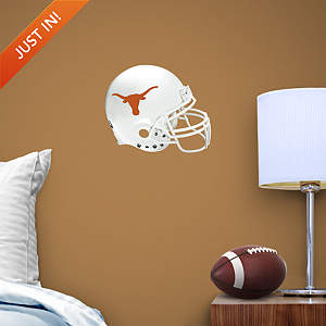 Texas Longhorns Teammate Helmet Fathead Decal