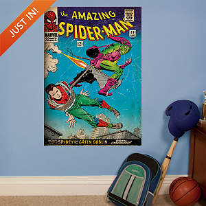 The Amazing Spider-Man #39 Cover Fathead Wall Decal