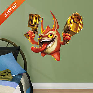 Trigger Happy - Fathead Jr Fathead Wall Decal