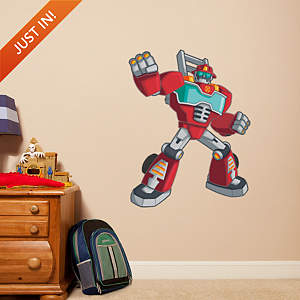 Heatwave Rescue Bots - Fathead Jr Fathead Wall Decal