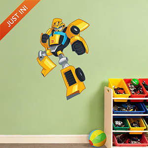 Bumblebee Rescue Bots - Fathead Jr Fathead Wall Decal