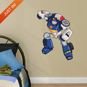 Chase Rescue Bots - Fathead Jr Fathead Wall Decal