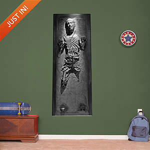Han Solo In Carbonite Fathead Wall Decal