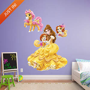 Palace Pets - Belle Collection Fathead Wall Decal
