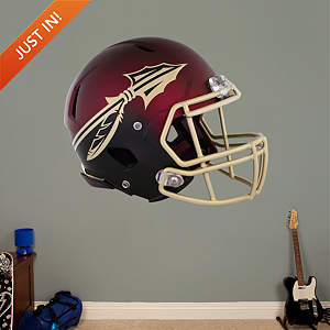 Florida State Seminoles Garnet Helmet Fathead Wall Decal