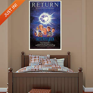 Star Wars Episode VI: The Return of the Jedi Movie Poster Mural Fathead Wall Decal